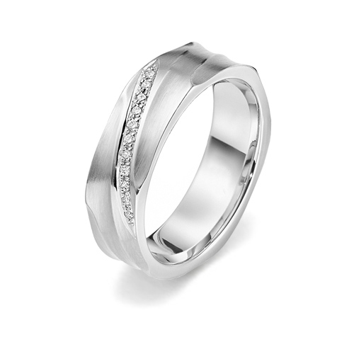 fabulous love diamonds are forever engagement ring with 31 diamonds from www.wooltonandhewitt.co.uk the LGBT gay lesbian wedding jeweller