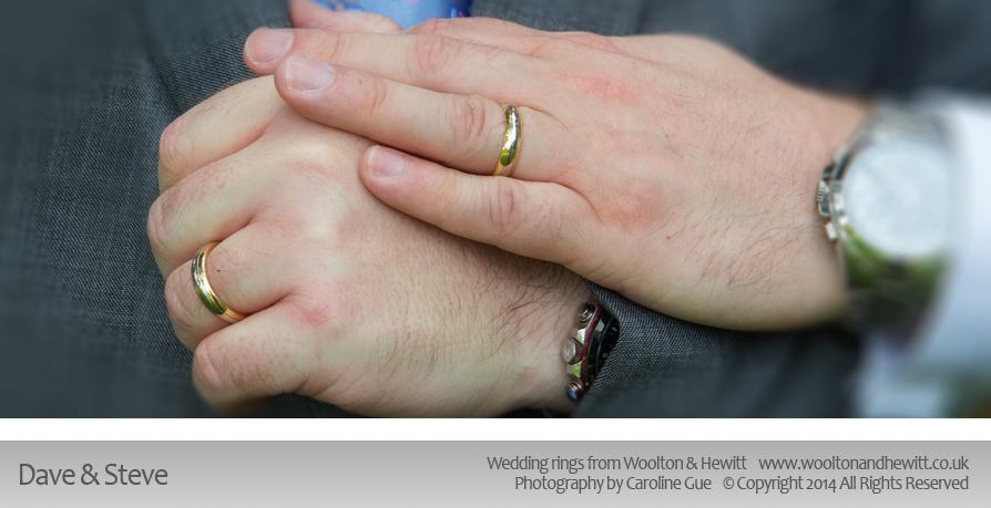 Gay wedding rings, lesbian wedding rings, for same sex marriage and same sex weddings