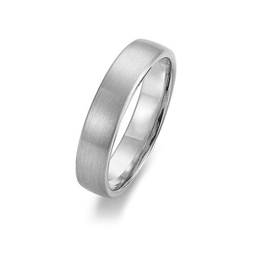 Gay and Lesbian Satin Finished Wedding Ring from Woolton & Hewitt the LGBT jeweller UK