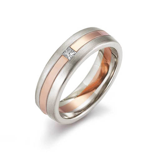 Gorgeous Rainbow Wedding Ring 8mm from www.wooltonandhewitt.co.uk similar to the gay flag and the bears flag