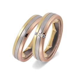 rainbow equalmarriage wedding ring